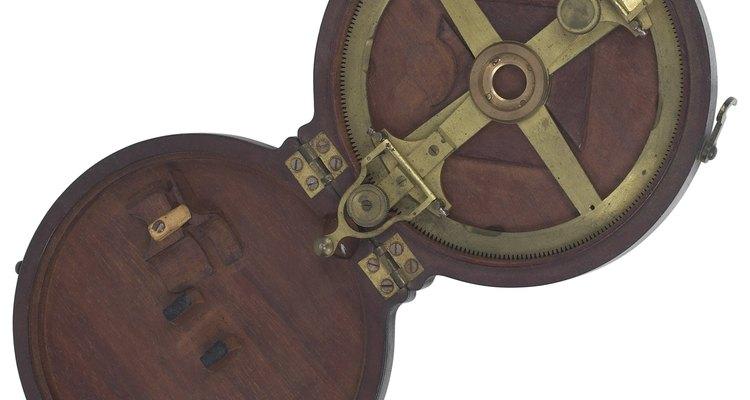 El astrolabio fue usado por los marineros en los siglos XV y XVI.