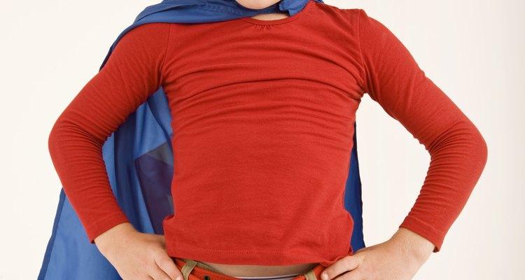 Todos los superhéroes necesitan una capa, y Batman no es una excepción.