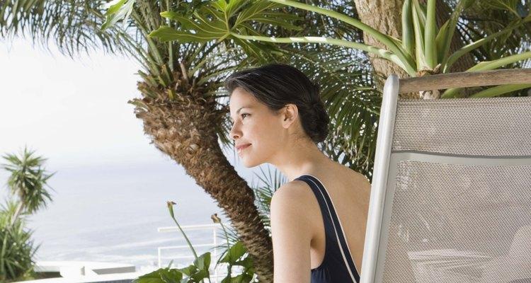 O diagnóstico adequado é importante para tratar uma infecção fúngica em palmeiras