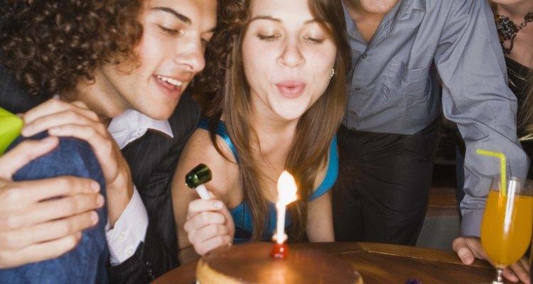 Agradécele a tu familia y amigos por hacer que tu cumpleaños sea especial.