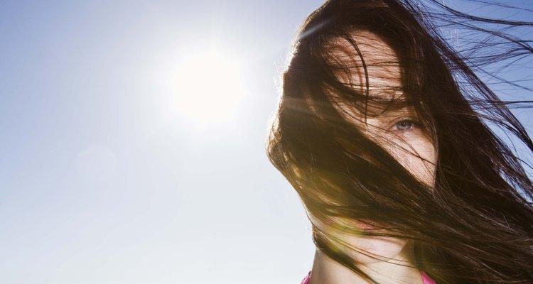 La velocidad del viento es un dato importante para los meteorólogos.