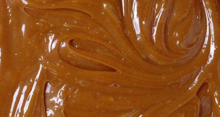Ablanda caramelo con algunas técnicas simples.