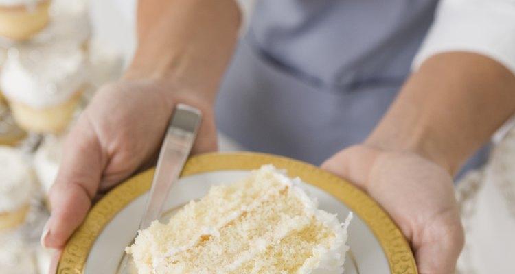 Realização: bolo