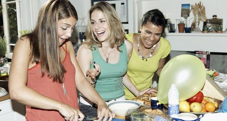 La trivia de cocina puede ser un juego divertido mientras cocinas o en una fiesta.