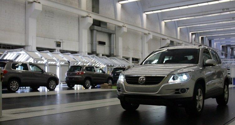 Um carro da VW pode passar por falhas no módulo de controle ESP