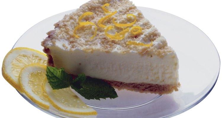 Los postres de limón son una excelente opción para los diabéticos y además proveen vitamina C.