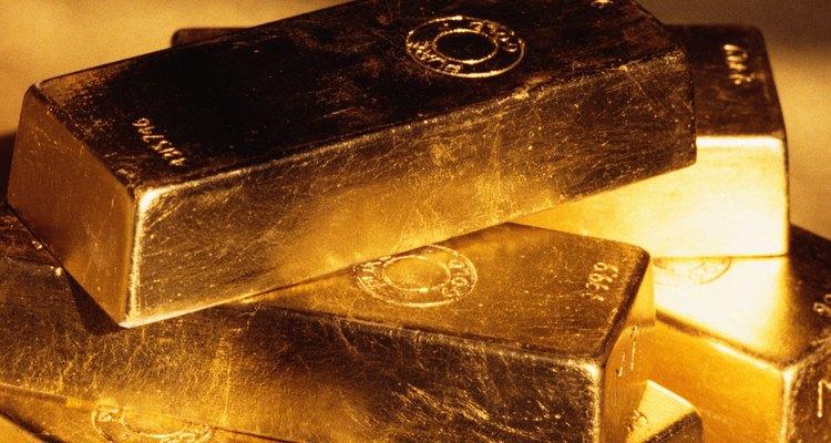 O ouro tem sido há muito tempo o mais precioso dos metais