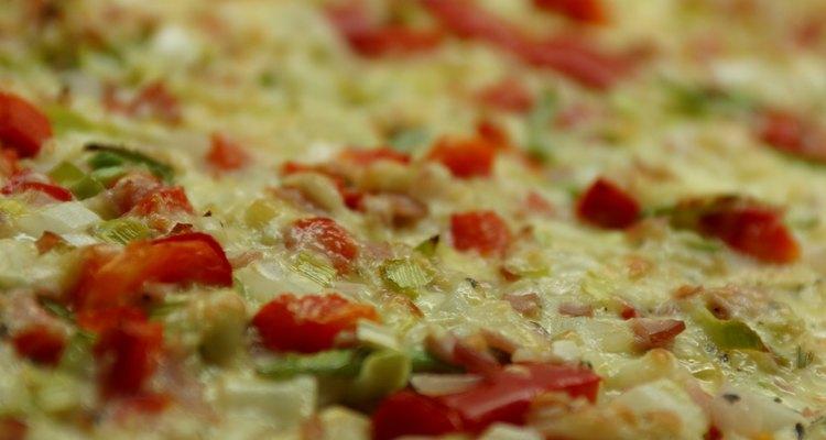 La diferencia entre las pizzas pan y deep dish está en la masa.