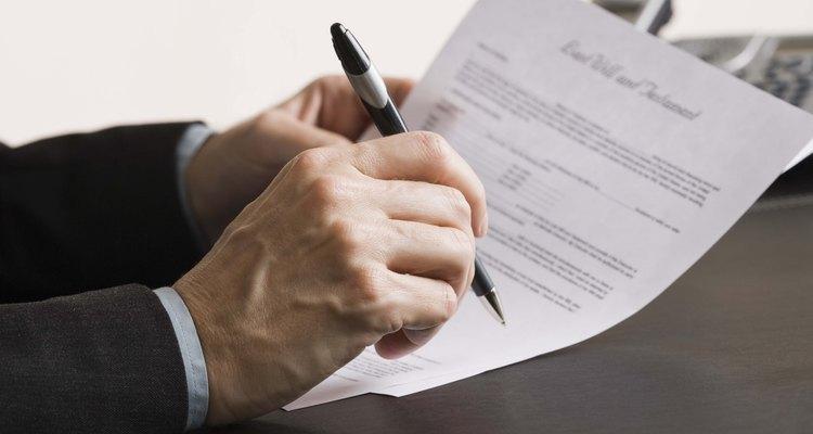 Una carta de recomendación resalta los rasgos positivos de una persona.