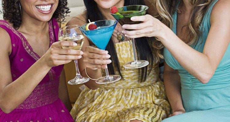 La ropa de noche de fiesta puede ser tu mejor colorido.