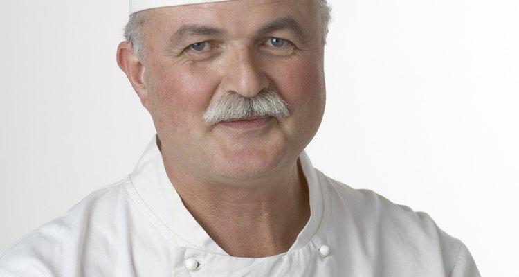 Contrate um experiente chefe de cozinha francês