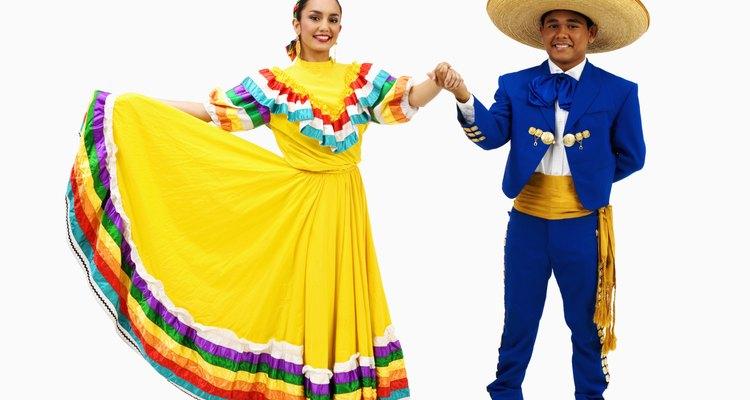 Averigua qué ponerte para una fiesta mexicana.