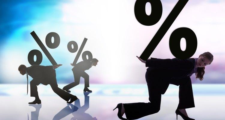 Establece el porcentaje de incremento en tu presupuesto.