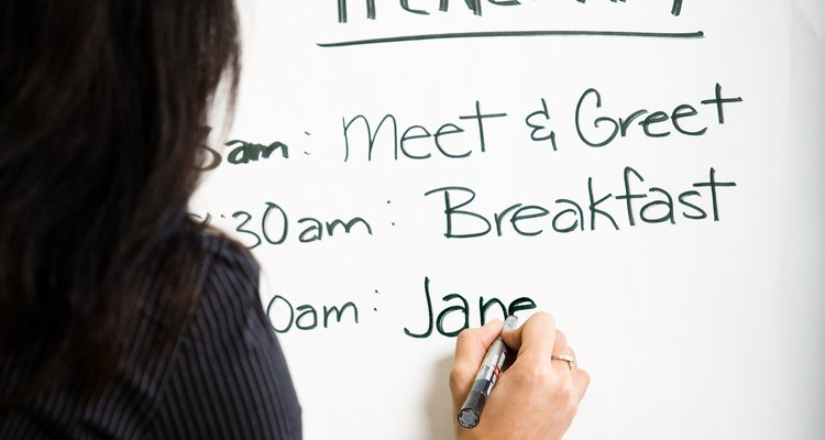 Los planificadores de eventos desarrollan muchas calificaciones importantes que deberían ser mencionadas en el currículum.