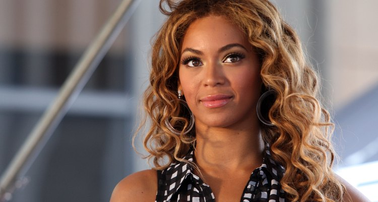 Not all of us have Beyone's makeup artists