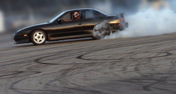 A pressão adequada dos pneus pode proporcionar um melhor desempenho