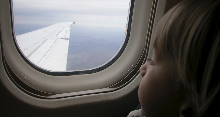 Air travel classes offer different levels of luxury.