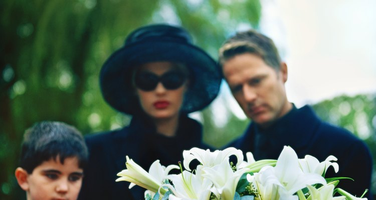 Some detective work will help you learn when funeral services will be held.