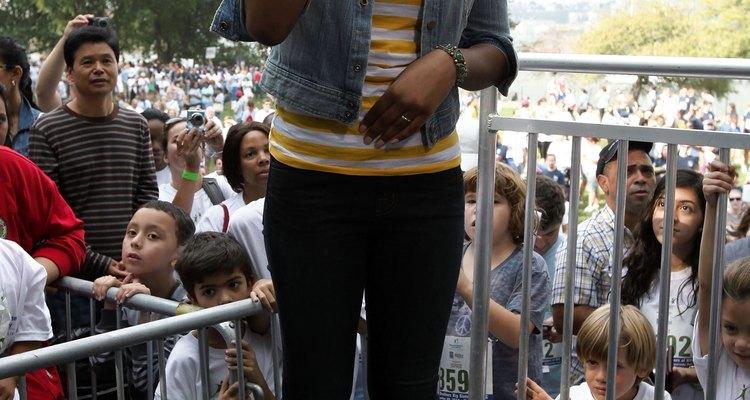 Keke Palmer usa zapatos planos de leopardo en El Día Internacional del Juego de Nickelodeon.