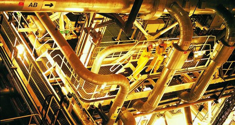 El tamaño de la línea de agua para estos dos grifos permite conexiones estandarizadas sobre la tubería de la línea de alimentación que conecta las tuberías a los grifos.