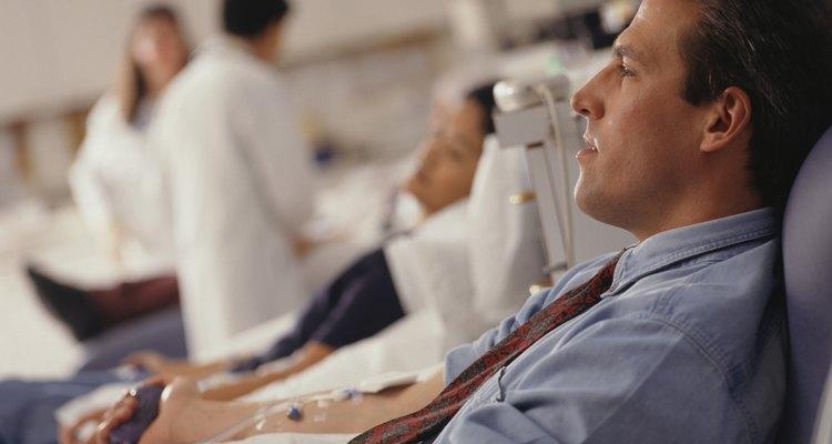 Doe plasma quando quiser ajudar os outros, mas esteja ciente de possíveis efeitos colaterais