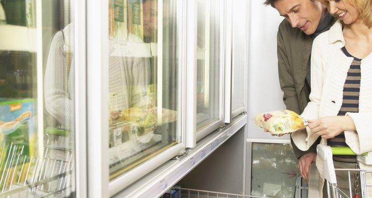 Freezers horizontais devem ser travados com segurança