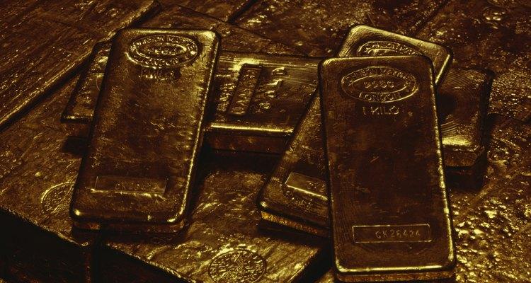 O ouro não pode ser dissolvido por nenhum ácido