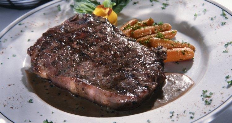 Portherhouse steak