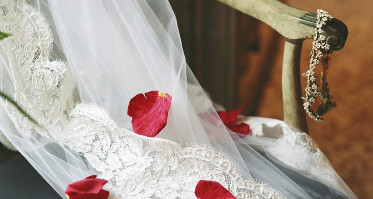 Veil for wedding gown