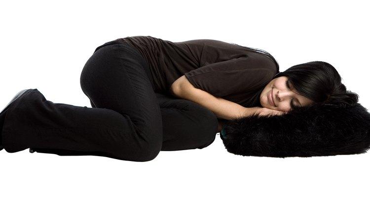 A maioria dos adultos passam apenas 20% do seu sono em REM