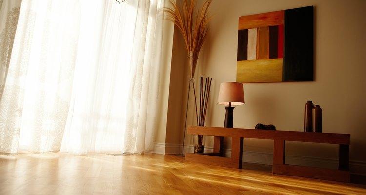 Haz el dobladillo de tus cortinas sin necesidad de coser.