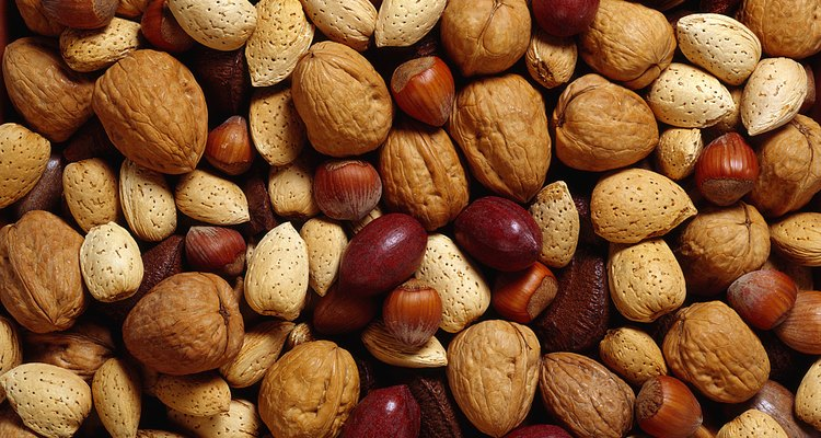 Both hazelnuts and macademia nuts are part of the tree nut family.