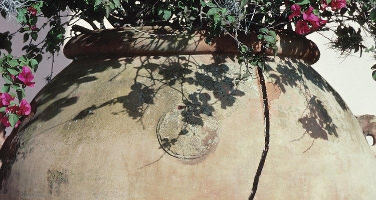Um vaso que cai no chão nem sempre está perdido