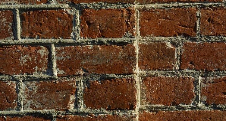 O uso de tijolos encaixados pode evitar o uso de cimento