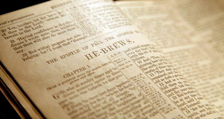 El libro de Hebreos se refiere a varios aspectos de la verdad de Cristo.