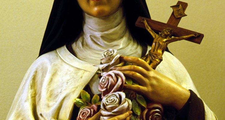 As freiras trabalhavam duro na igreja e na comunidade