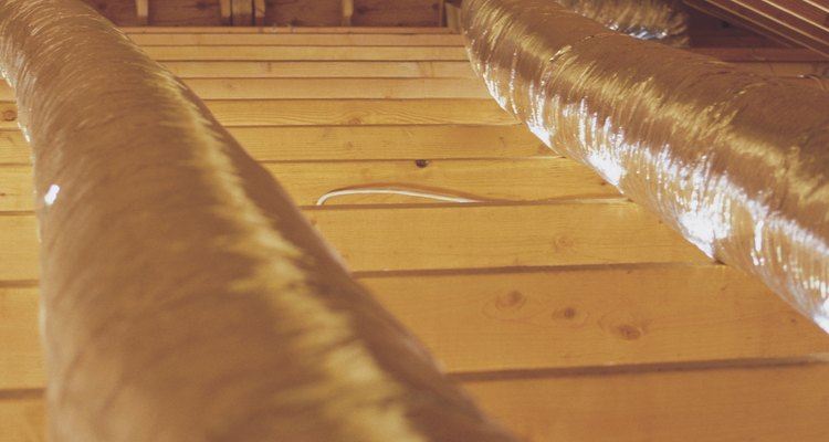 Los roedores e insectos sólo necesitan una pequeña abertura para entrar en tu sistema de ventilación.