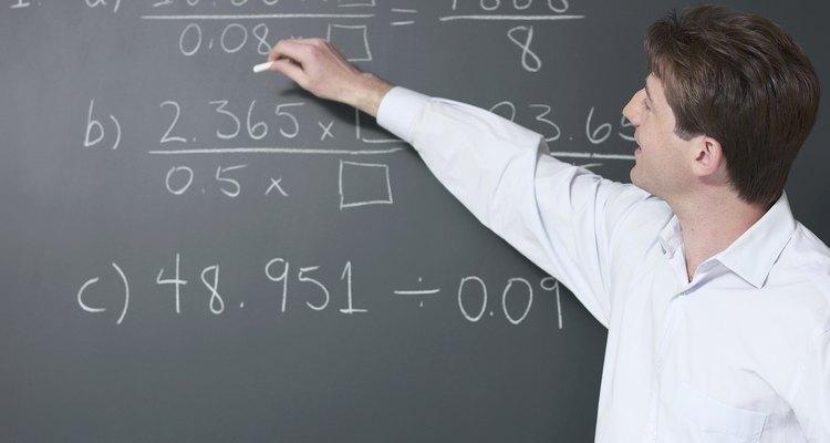 Los sueldos del matemático pueden dividirse o multiplicarse, dependiendo de la ubicación.