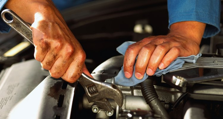 Mechanics must have an excellent knowledge of car maintenance