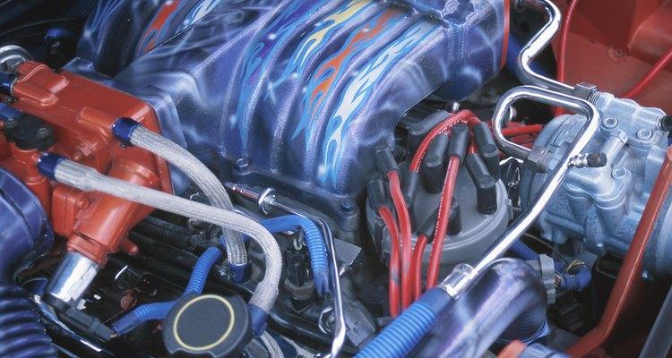 O sincronismo correto é vital para o bom funcionamento do motor