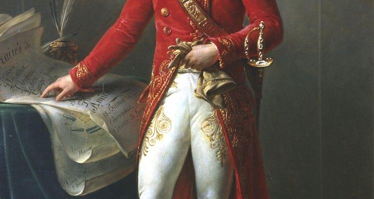 Los turbantes se pusieron de moda en Francia después de la expedición de Napoleón a Egipto.