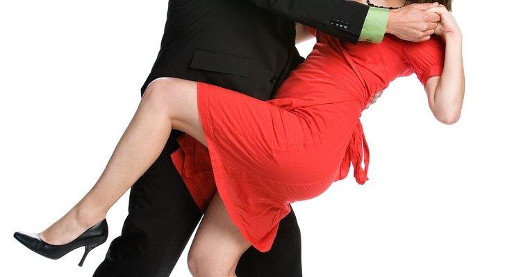 Se algum dos parceiros de dança esquecer a coreografia, a dança pode resultar em um desastre