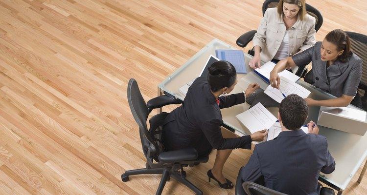 Mudar o comportamento organizacional é um esforço de colaboração