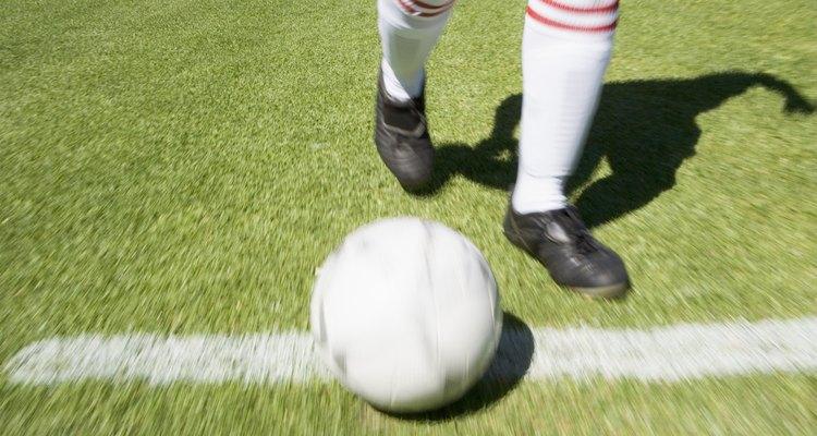 Mantenha sua bola de futebol livre de manchas