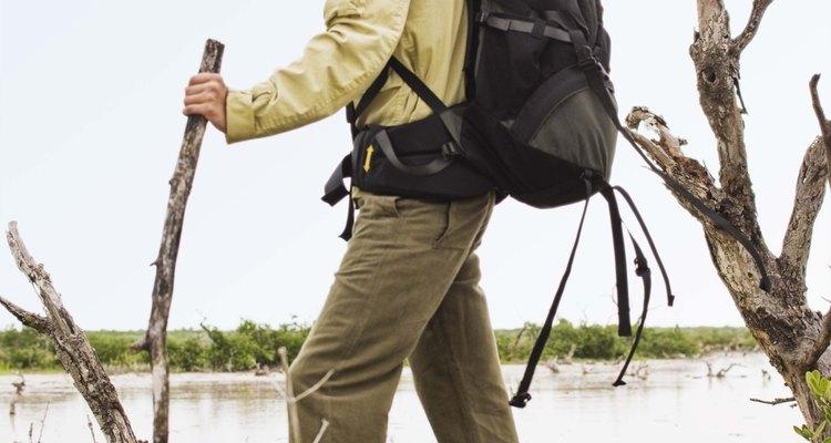 Usa un enfoque en capas para vestir cuando salgas a dar una caminata.