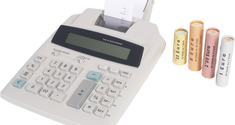 Instruções da calculadora Casio HR-8TM