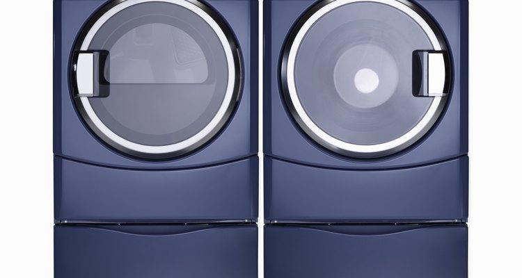 Instrucciones para conectar una lavadora Whirlpool Duet.