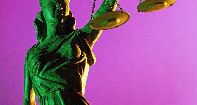 Las decisiones de la justicia distributiva guían a los jueces.