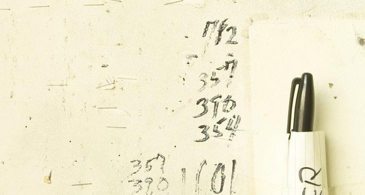 Descubra como inserir símbolos matemáticos em documentos de texto