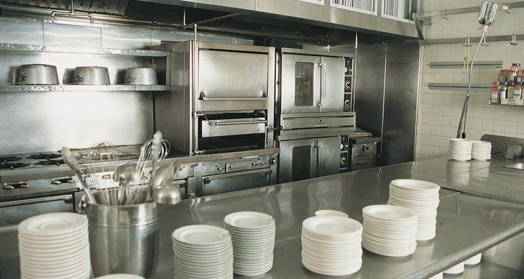La higiene de la cocina es muy importante.